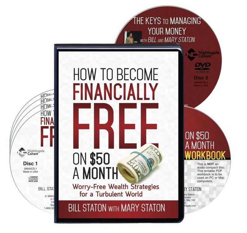 How to Become Financially Free on $50 a Month