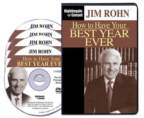 How to Have Your Best Year Ever DVD