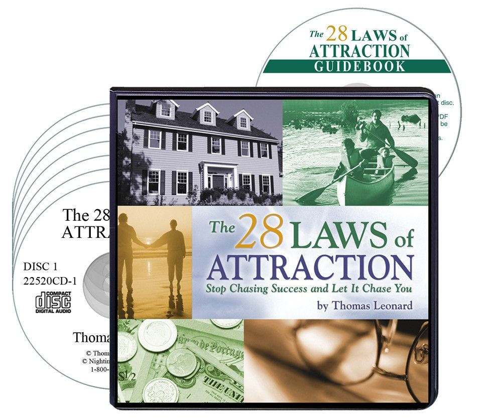 The 28 Laws of Attraction