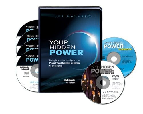 Your Hidden Power: Using Nonverbal Intelligence to Propel Your Business or Career to Excellence.
